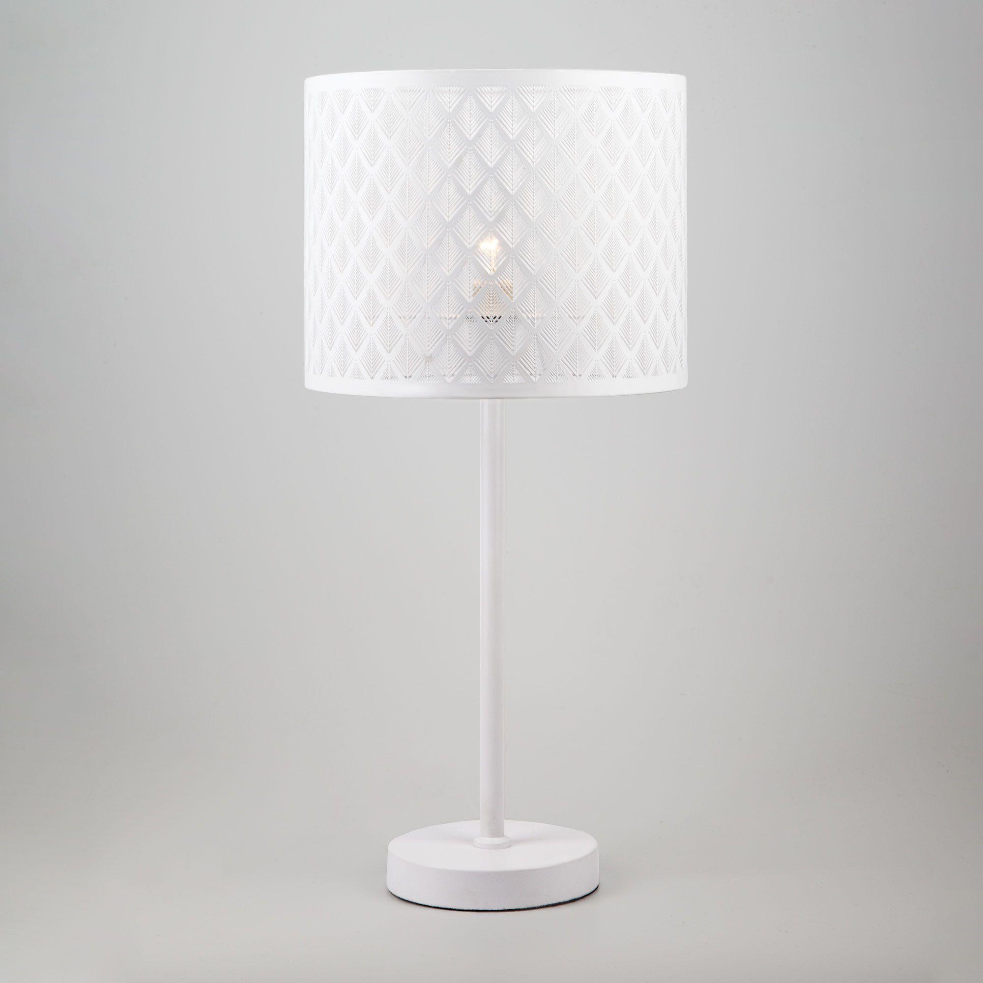Настольная лампа СН-360 10 Вт, диммер, цвет белый в