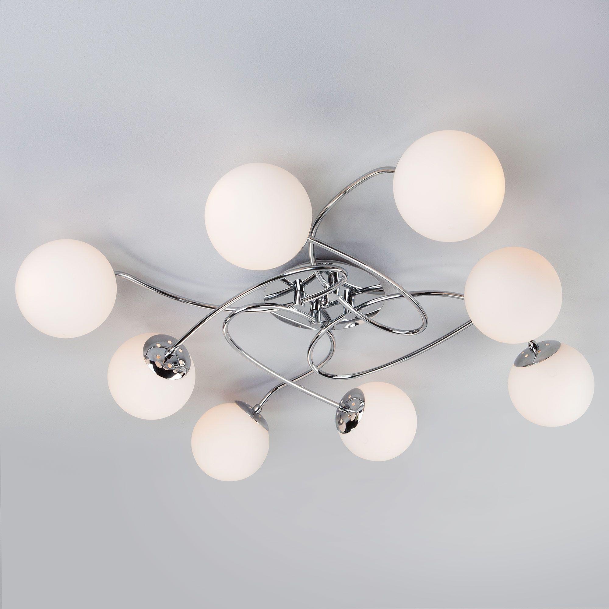Потолочный светильник 30129/8 хром