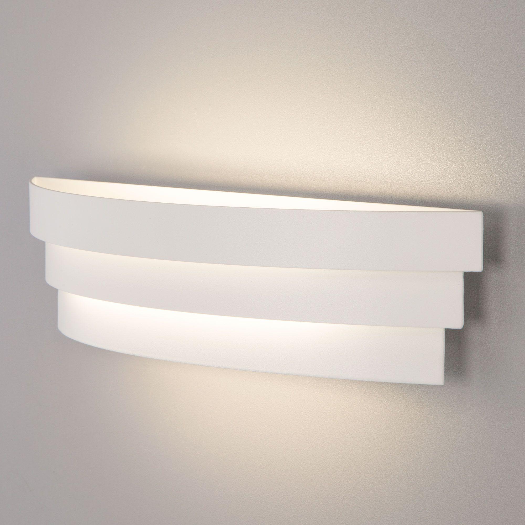 Настенный светодиодный светильник Riara LED белый (MRL LED 1012)