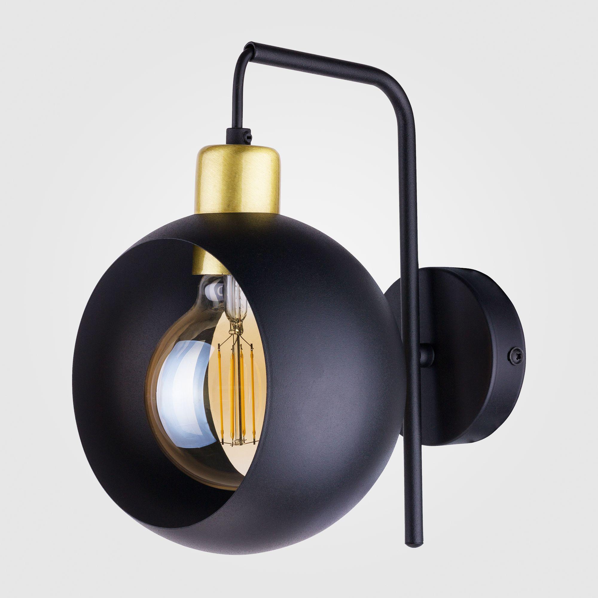 Настенный светильник 2750 Cyklop black