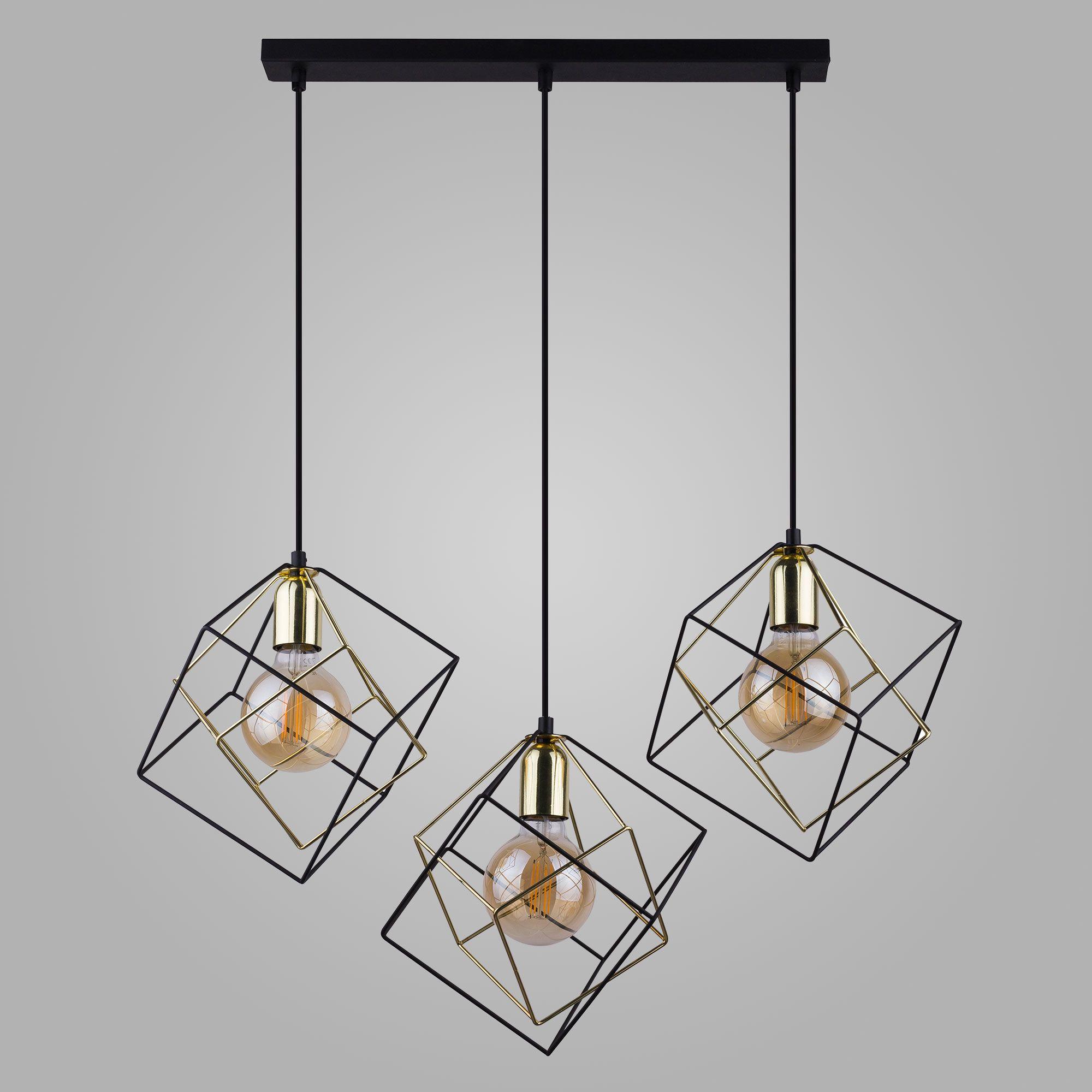 Подвесной светильник в стиле лофт 190 Alambre