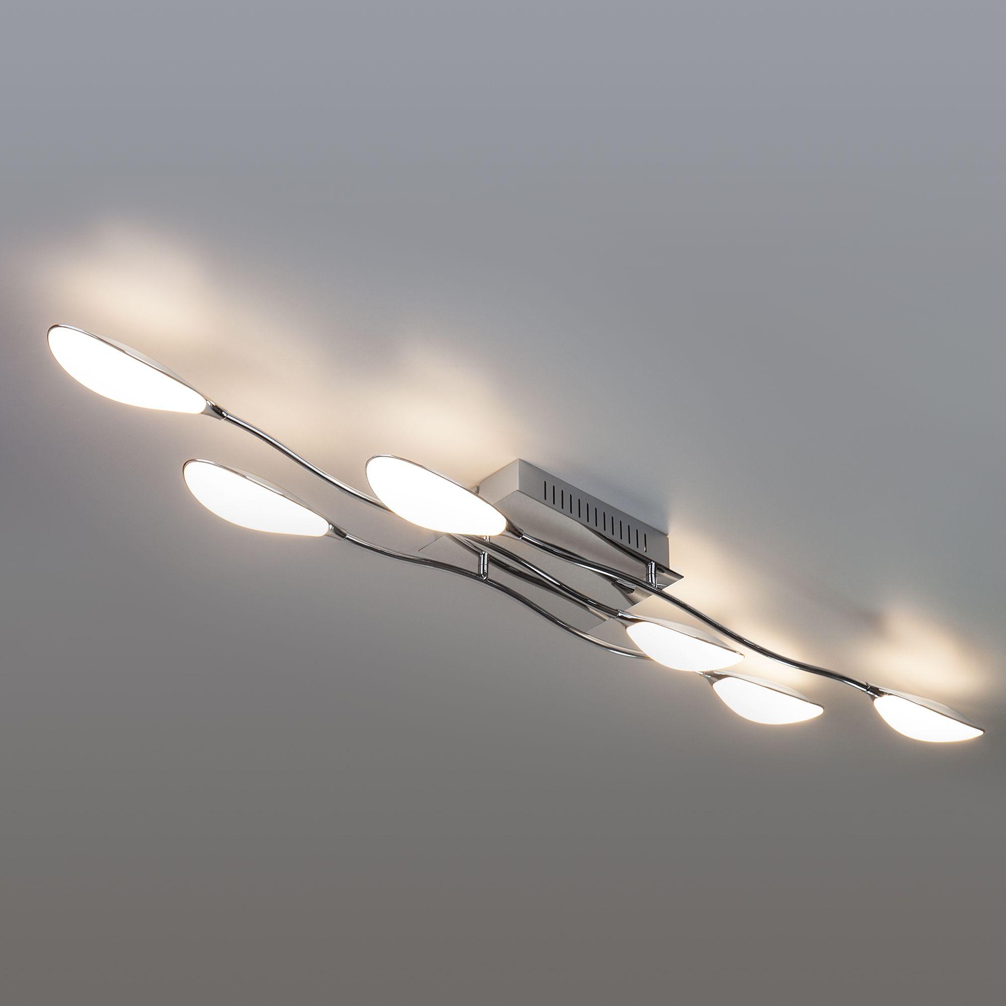 Потолочный светодиодный светильник 90058/6