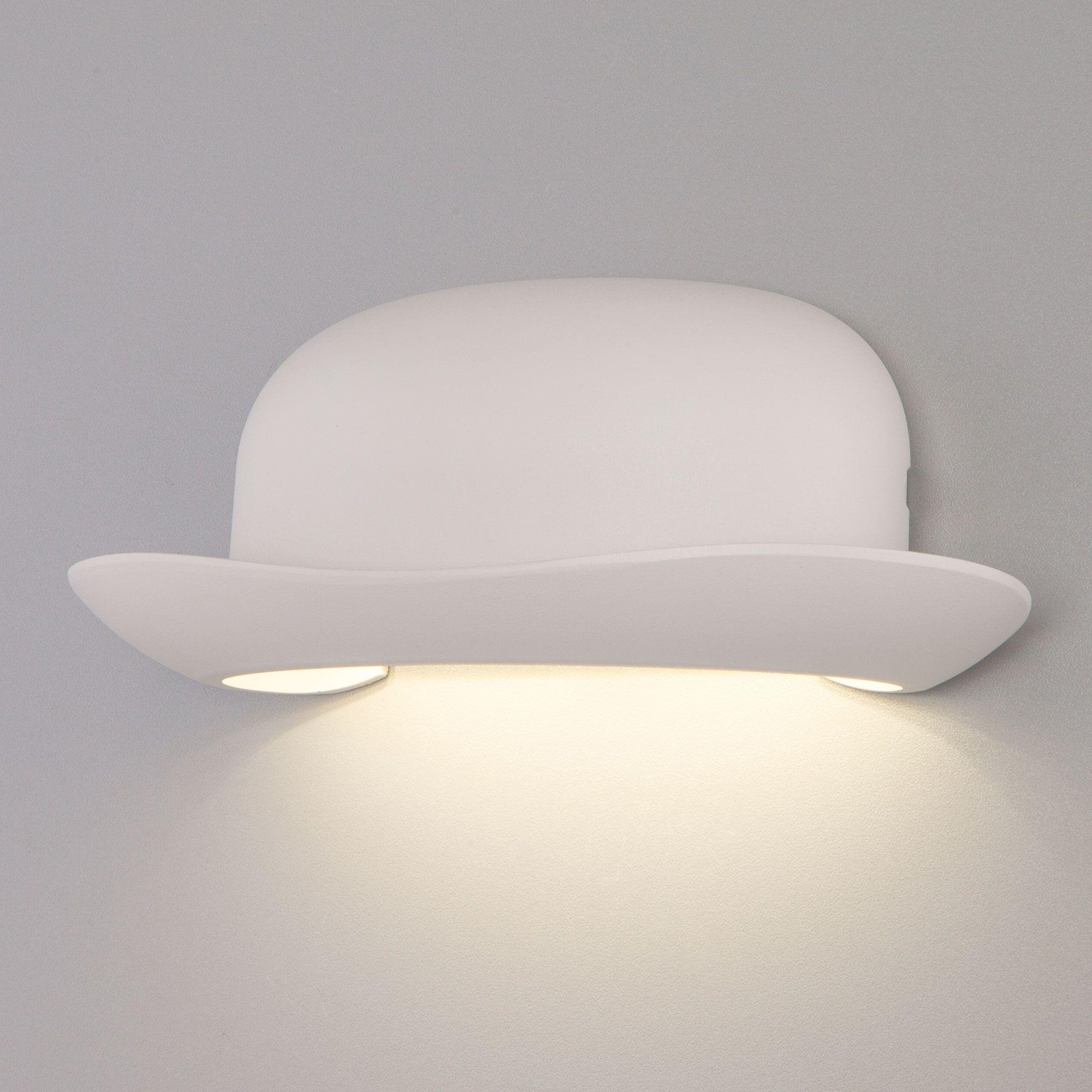 Настенный светодиодный светильник Keip LED белый (MRL LED 1011)