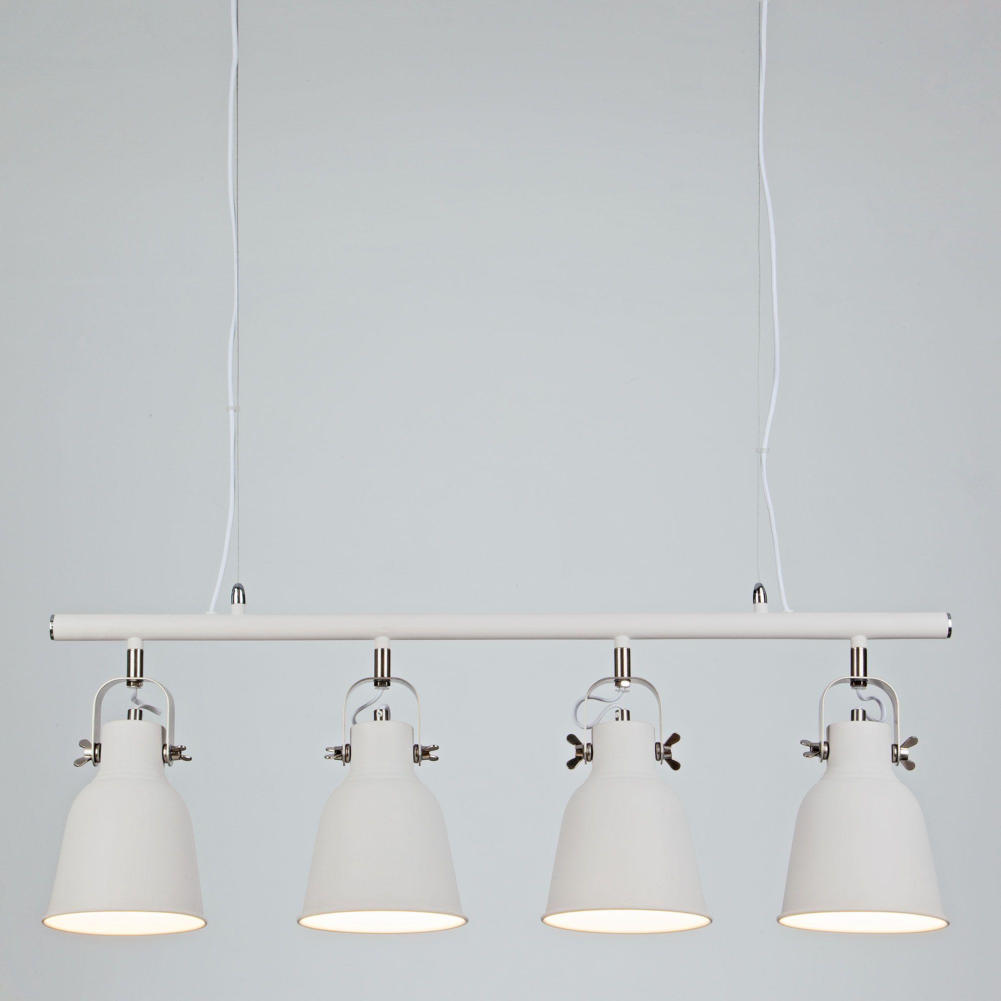 Подвесной светильник 50083/4 белый