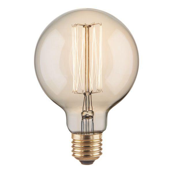 Лампа Эдиссона G95 60W