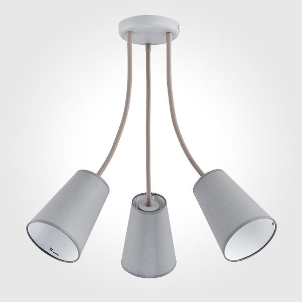 Светильник 2100 Wire Gray