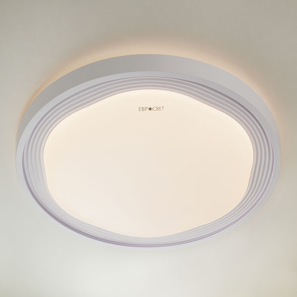 Потолочный светодиодный светильник 40006/1 LED белый