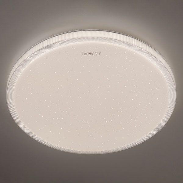Потолочный светодиодный светильник 40015/1 LED белый