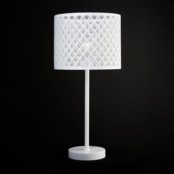 Настольная лампа 01018/1 белый (фото 2)