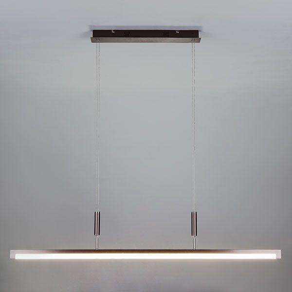 Светодиодный подвесной светильник 90030/1 коричневый
