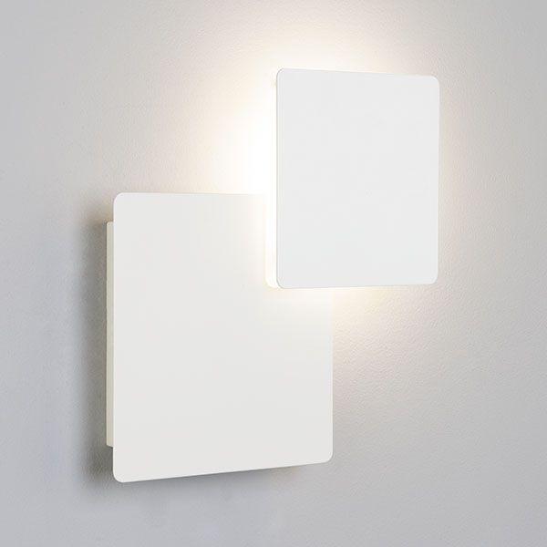 Светодиодный настенный светильник 40136/1 белый