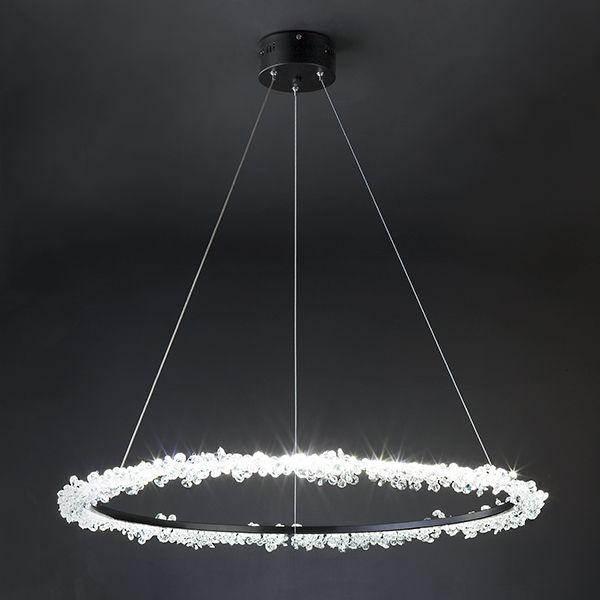 Светодиодный светильник с хрусталем 429/1 Strotskis