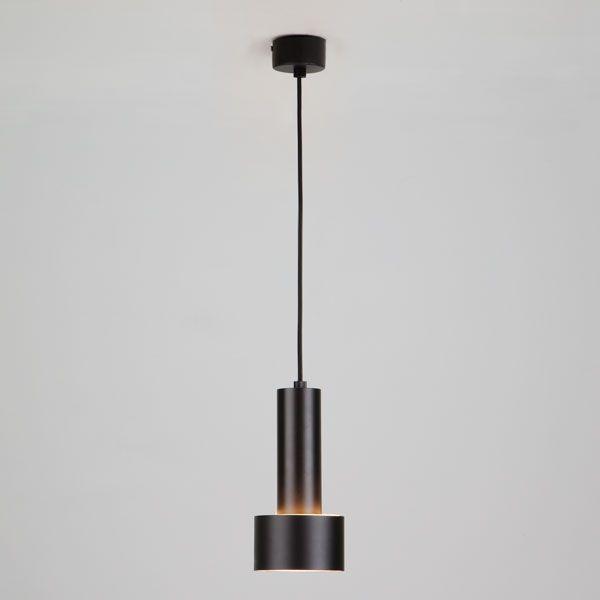 Подвесной светильник 50134/1 LED черный/золото