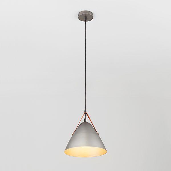 Подвесной светильник 50141/1 серый