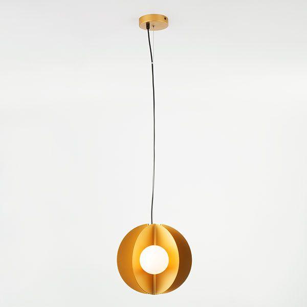 Подвесной светильник 50144/3 золото