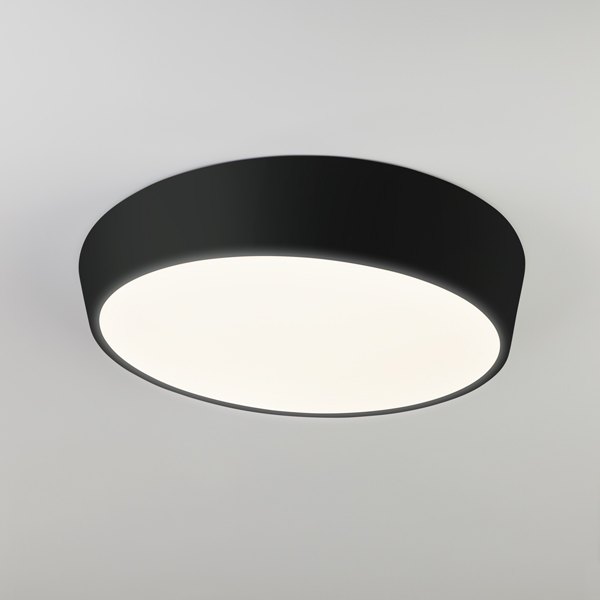 Светодиодный потолочный светильник 90113/1 черный