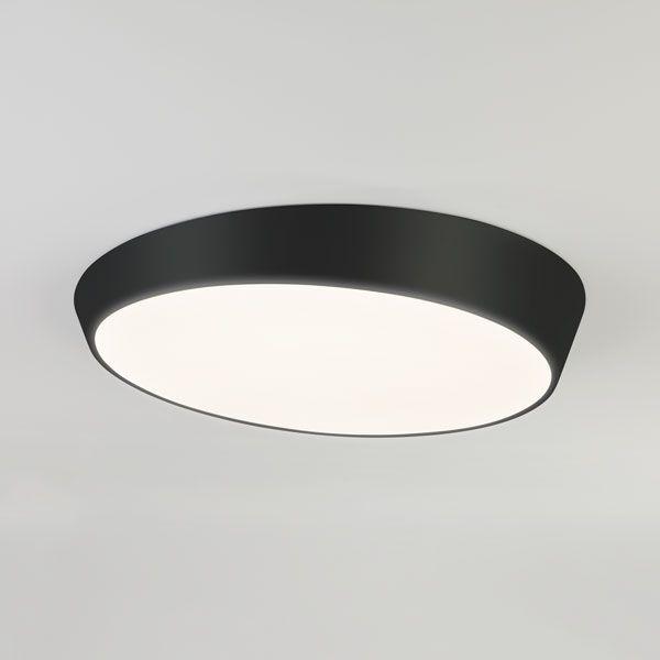 Светодиодный потолочный светильник 90114/1 черный