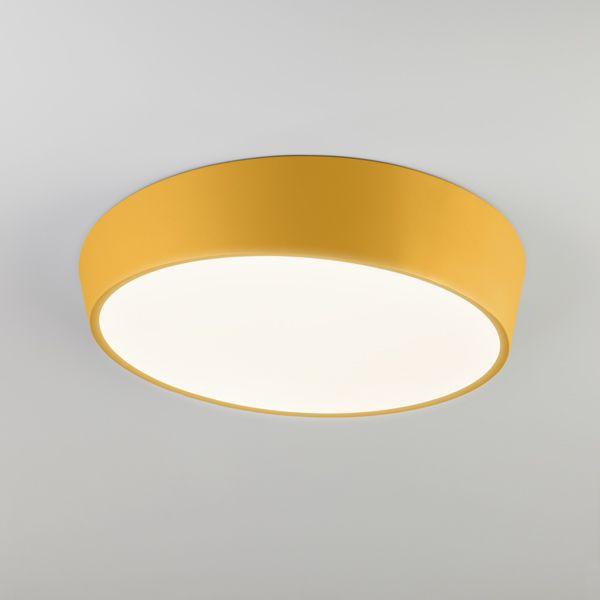 Светодиодный потолочный светильник 90113/1 желтый