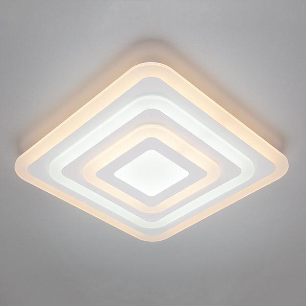 Светодиодный потолочный светильник 90118/1 белый