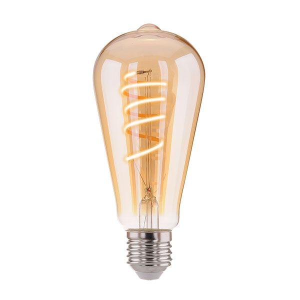 Филаментная лампа FDL 8W 3300K E27