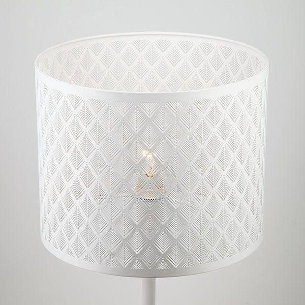 Настольная лампа 01018/1 белый (фото 7)