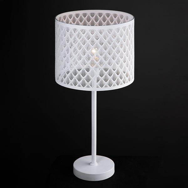 Настольная лампа 01018/1 белый (фото 4)