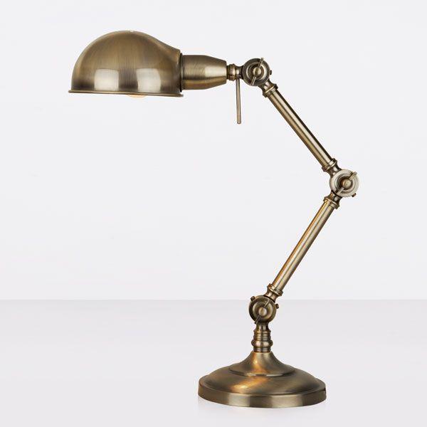 Настольный светильник Kraft античная бронза (TL70110)