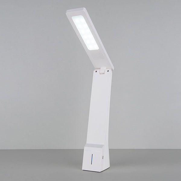 Светодиодная настольная лампа Desk белый/серебряный (TL90450) (фото 2)