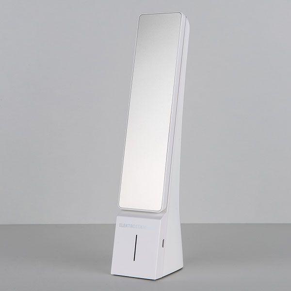 Светодиодная настольная лампа Desk белый/серебряный (TL90450) (фото 3)