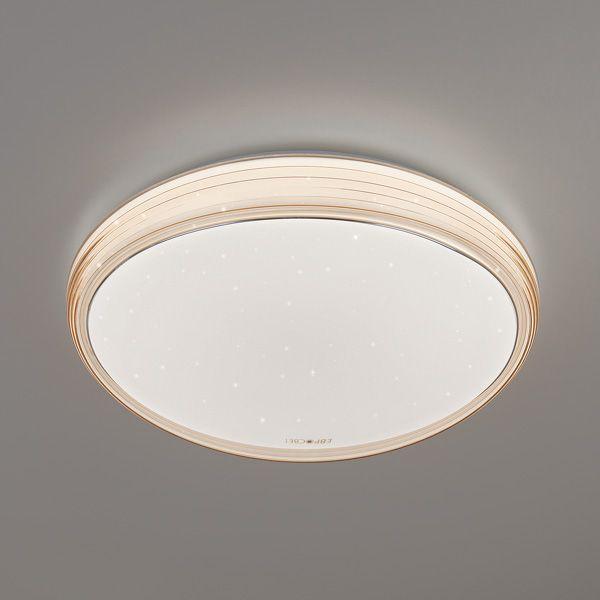 Светодиодный потолочный светильник 40008/1 LED кофе