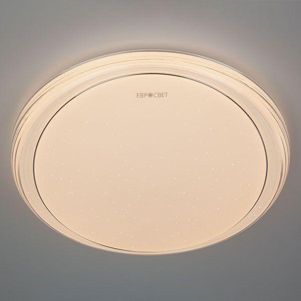 Светодиодный потолочный светильник 40008/1 LED белый