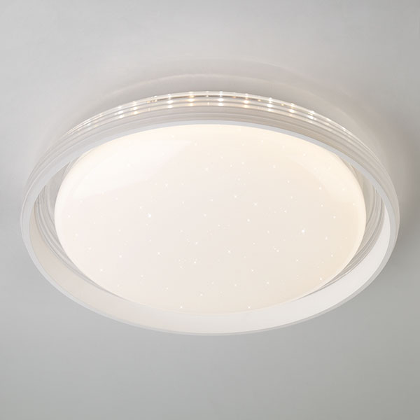 Светодиодный потолочный светильник 40016/1 LED белый