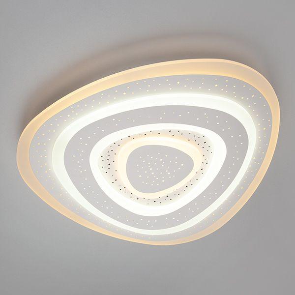 Светодиодный потолочный светильник 90115/1 белый