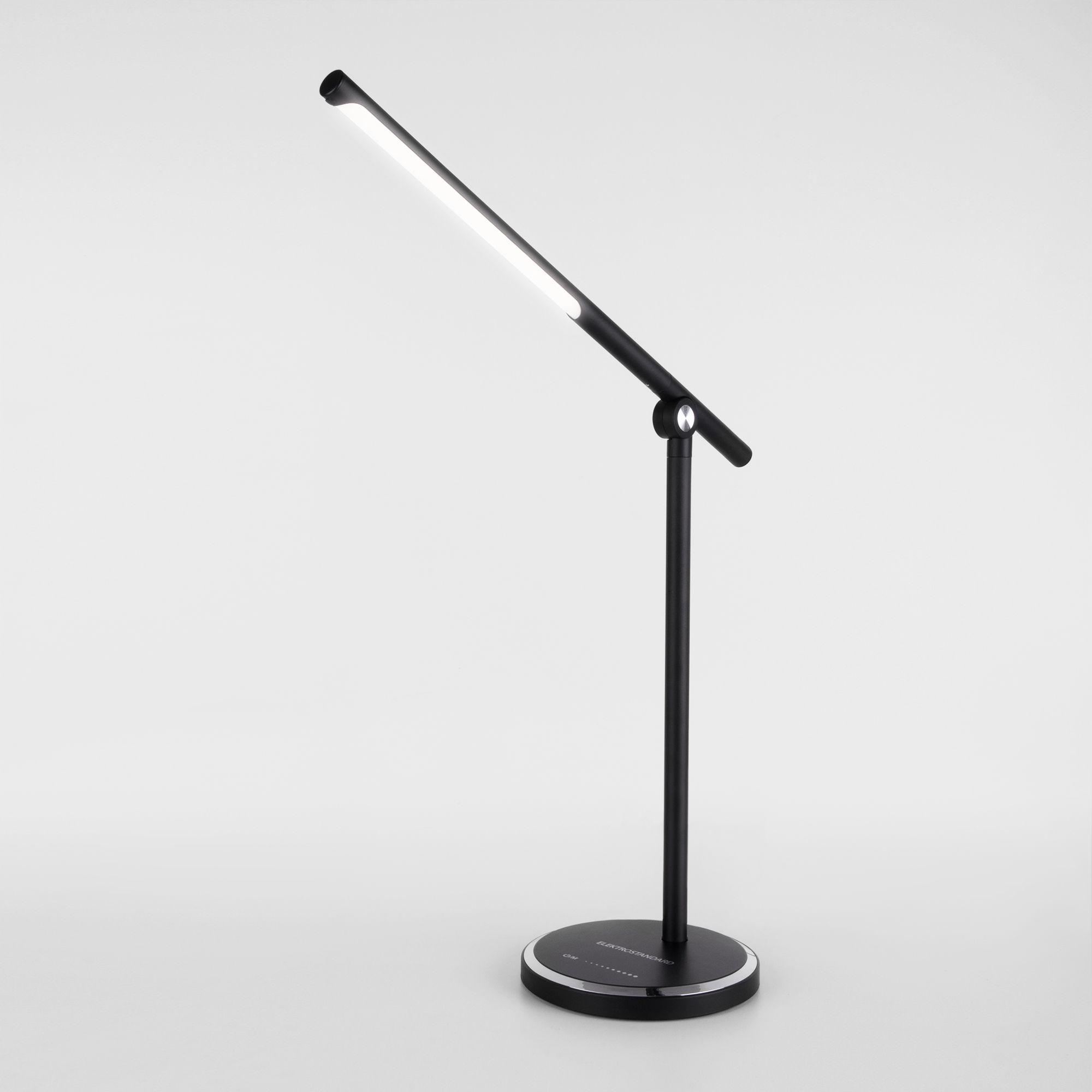Светодиодный настольный светильник Vara черный (TL70990)